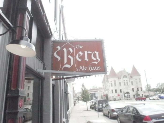 7. The Berg Ale Haus - Huntington