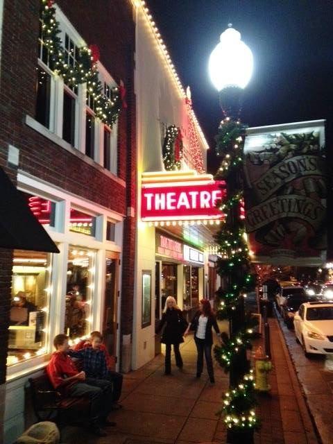 The Franklin Theatre - Facebook