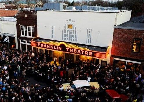 7. The Franklin Theatre