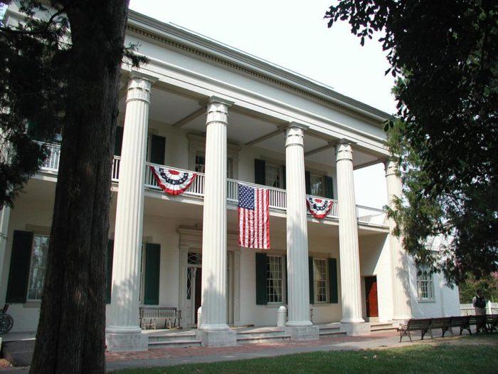4. The Hermitage