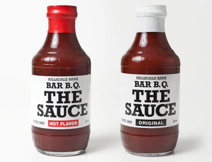 ...and the pièce de résistance: The Sauce.