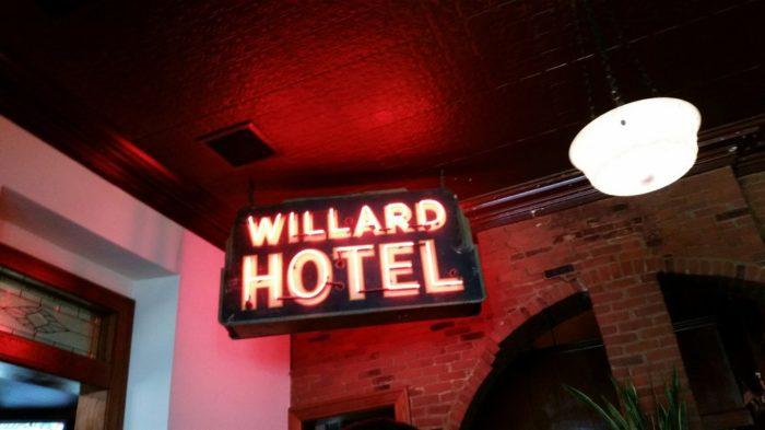 9. The Willard - Franklin
