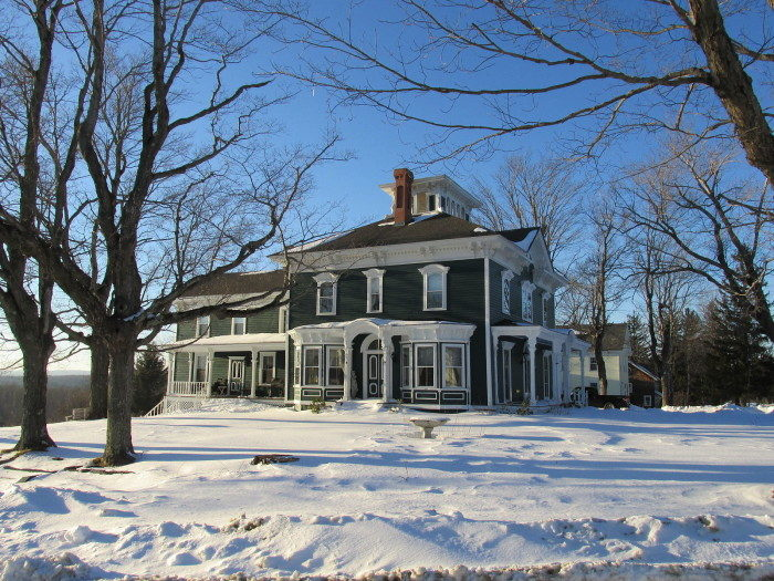 8. Middlefield, Hampshire County