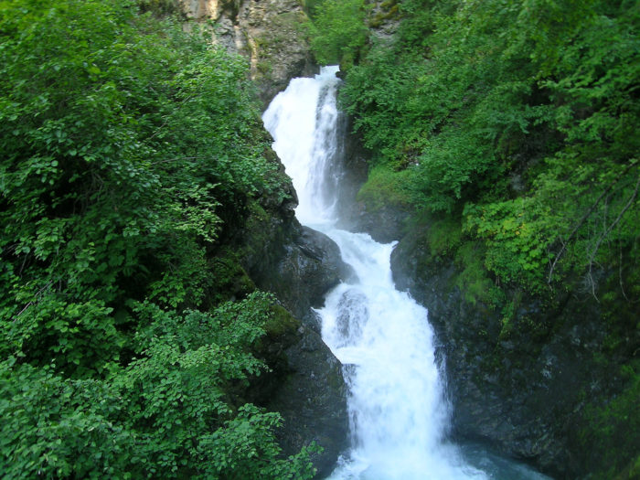 12. Thunderbird Falls – Chugiak
