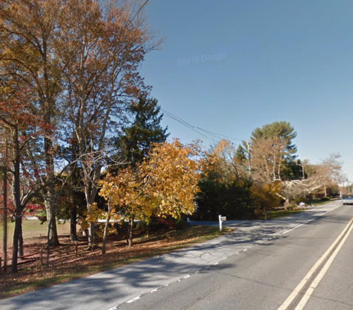 Driving down from Montchanin, you'll continue to see beautiful Delaware landscapes - particularly in the fall.