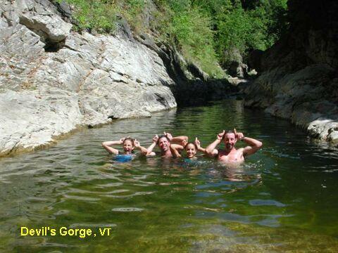 6.  Devil's Gorge, Clarendon