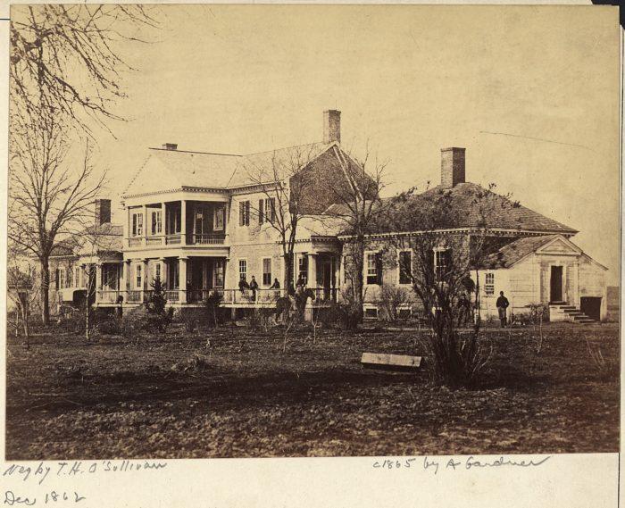 Virginia,_Falmouth,_Lacy_House_-_NARA_-_533303.tif