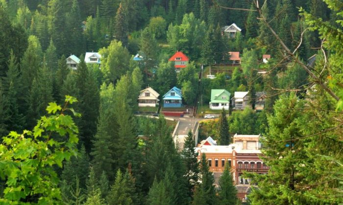 Tucked away in Northern Idaho is a true gem of a town.