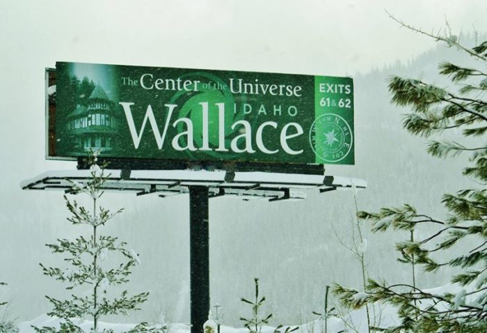 Wallace made history that day with its bold statement, but what exactly is there to do in the Center of the Universe?