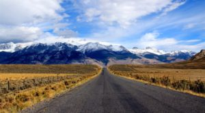 You'll Want To Take This Unforgettable Journey To The Center Of Idaho