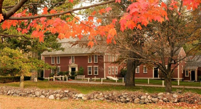 The Best Scenic Massachusetts Fall Foliage Road Trip