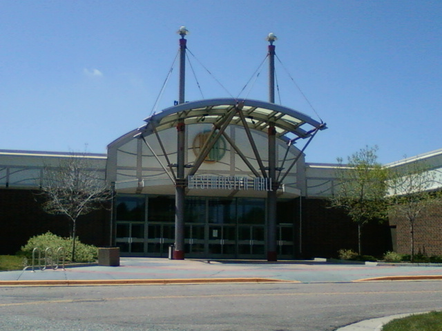 7. Westminster Mall