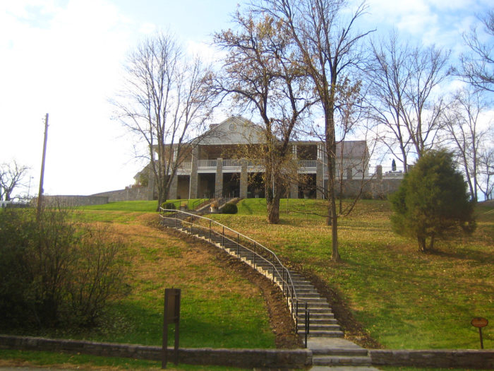 2. Woodford Reserve Distillery