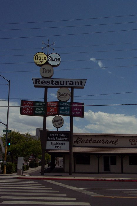 10. 1956: Gold and Silver Inn