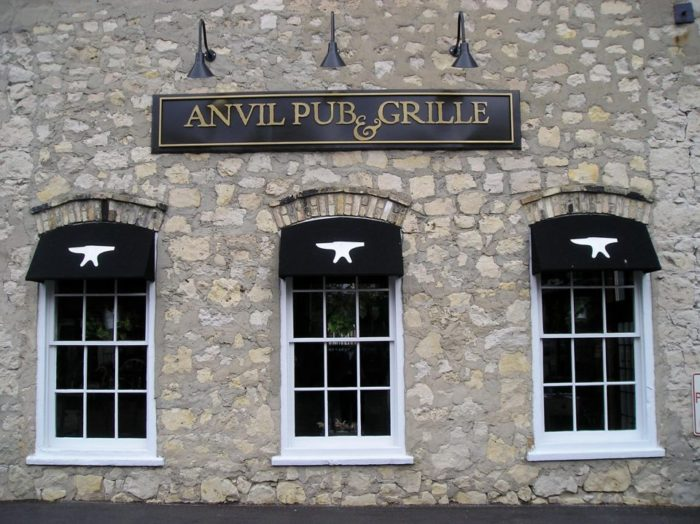 2. Anvil Pub and Grille