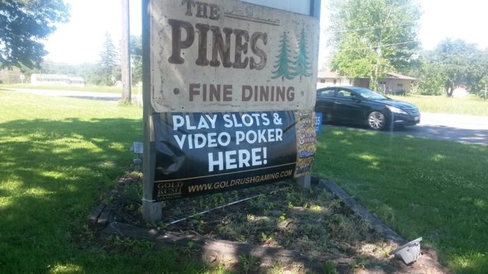7. The Pines Supper Club