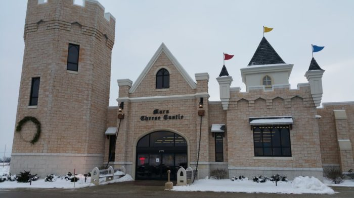 Even the Wisconsin native will be in awe of this cheese castle.