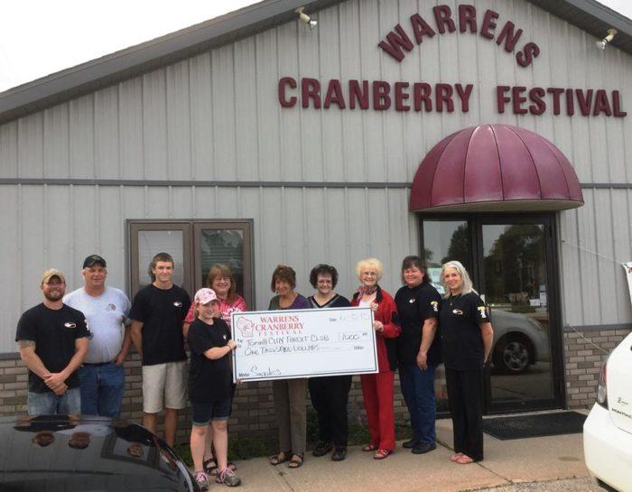 2. Warrens Cranberry Festival (Warrens)