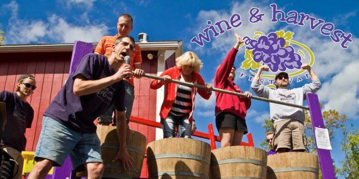 5. Wine and Harvest Festival (Cedarburg)
