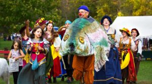 10 Unique Fall Festivals In Wisconsin You Won't Find Anywhere Else