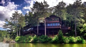 You Need to Eat at This Supper Club in the Middle of a Wisconsin State Park