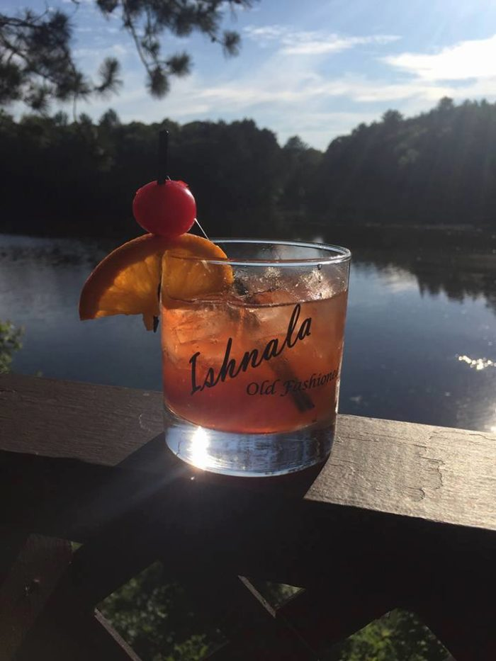 And speaking of the view, there is no better place to sip an Old Fashioned.