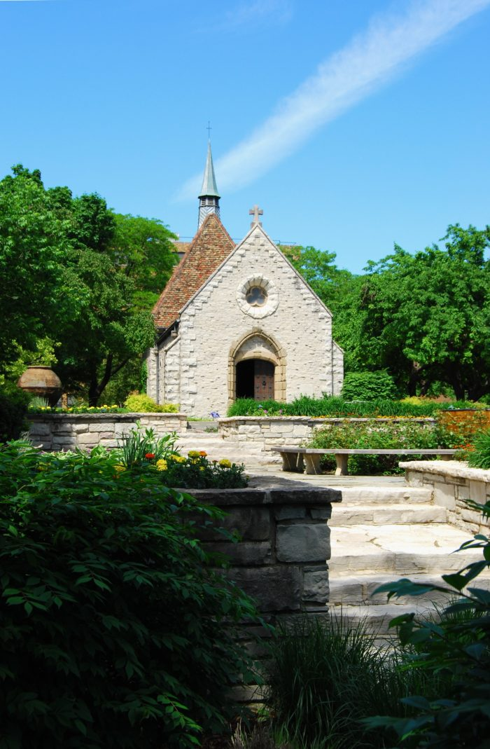It was originally named the Chapelle de St. Martin de Sayssuel.