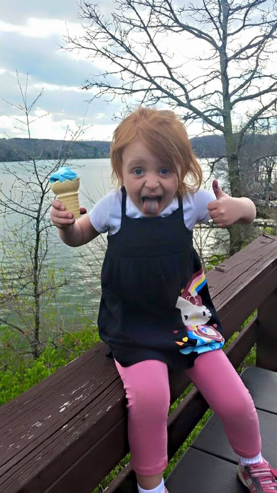 Don't forget their ice cream--it gets two thumbs up!