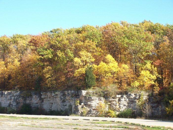 1. High Cliff State Park