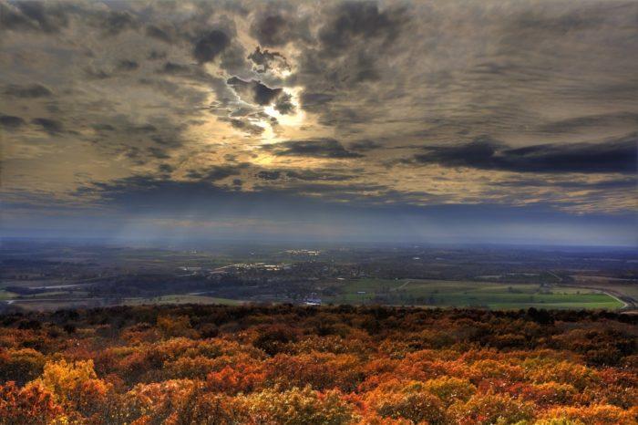 6. Blue Mound State Park