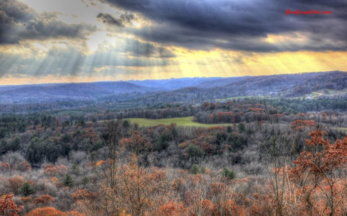 8. Wildcat Mountain State Park