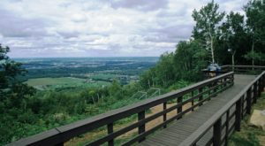 You Can Hike a 1.5 Billion Year Old Hill in Wisconsin
