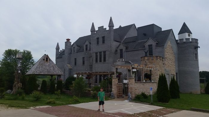 Everyone should visit this castle at least on a tour - it's incredible that this is in Illinois!