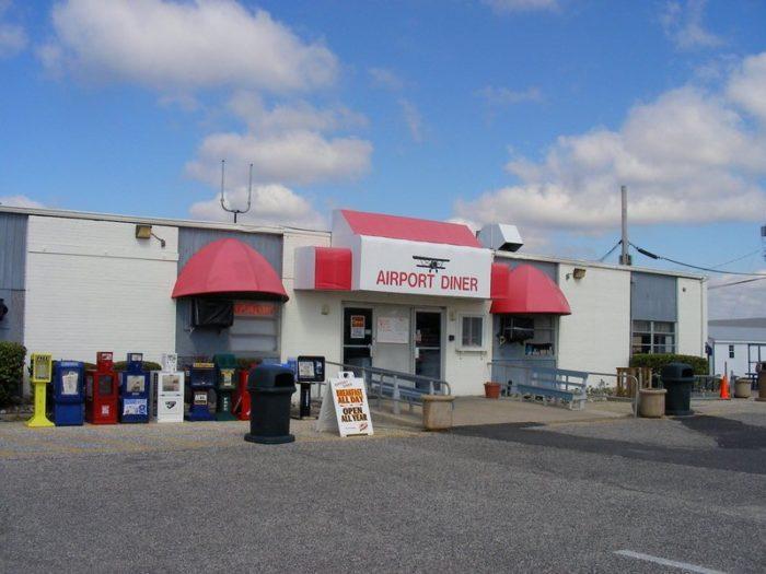 Airport Diner - Ocean City