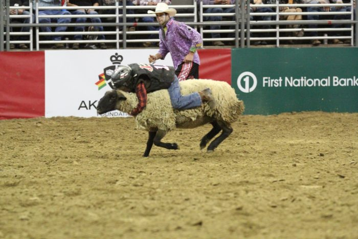 5. AKSARBEN Stock Show and Rodeo, Omaha