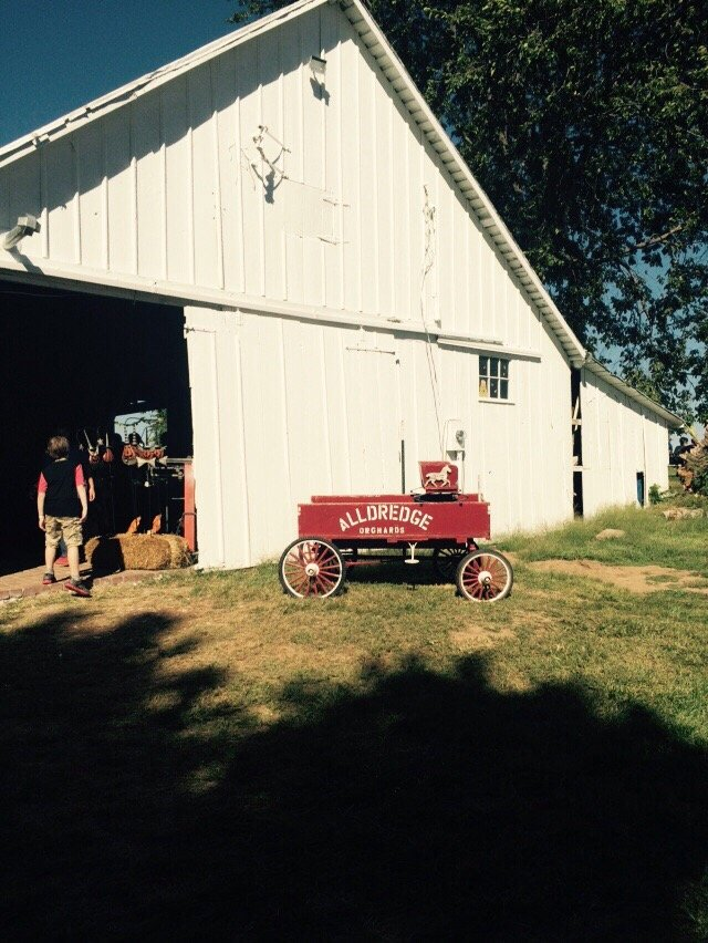 1. Alldredge Orchards - Platte City