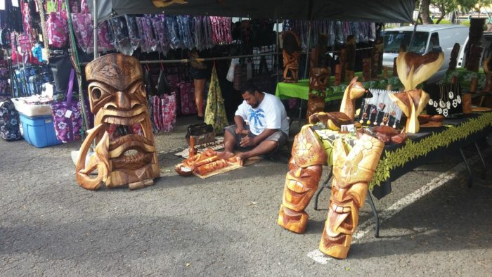 You'll find tons of handcrafted items, from artists all over the world.