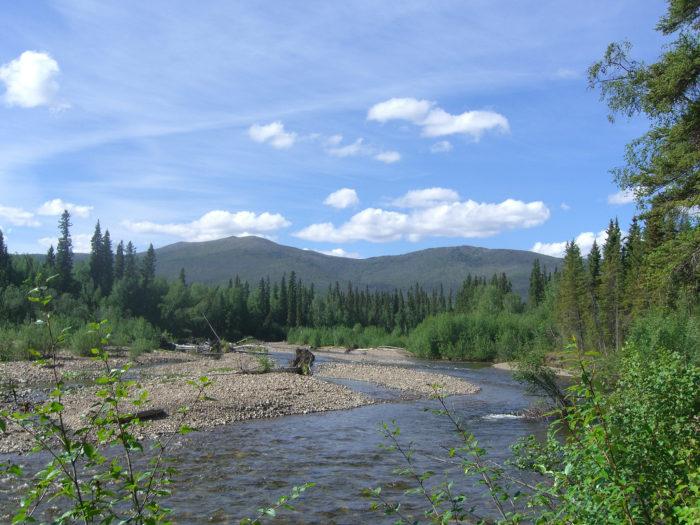 3. Angel Rocks Trail – Fairbanks
