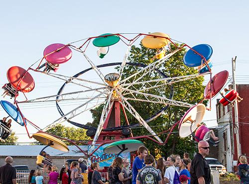 1. Applejack Festival, Nebraska City