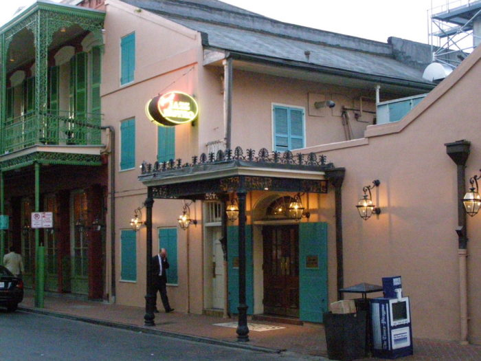 9) Arnaud's, 813 Bienville St., New Orleans, LA