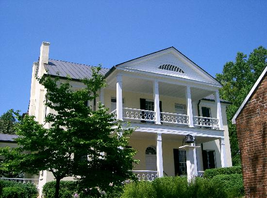 8. Rose Hill Plantation State Historic Site - Union, SC