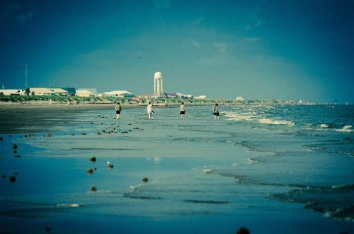 The beaches of Grand Isle are some of the best anywhere in the state.