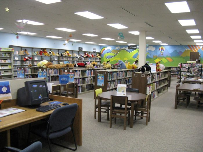 Some visitors have reported seeing two distinct apparitions: an old man who is usually seen hunched over a pile of books, and a little girl with brown hair and round glasses. Neither ghost is said to interact with patrons or be disruptive in any way. They observe the library rules and stay quiet.