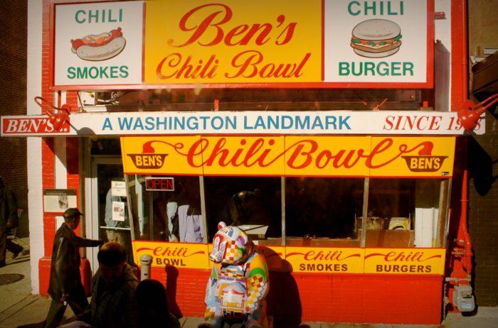 7. Ben's Chili Bowl