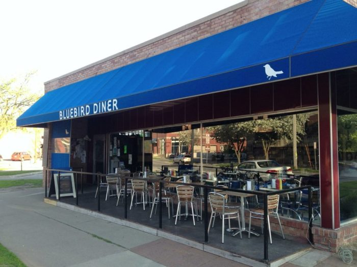3. Bluebird Diner, Iowa City