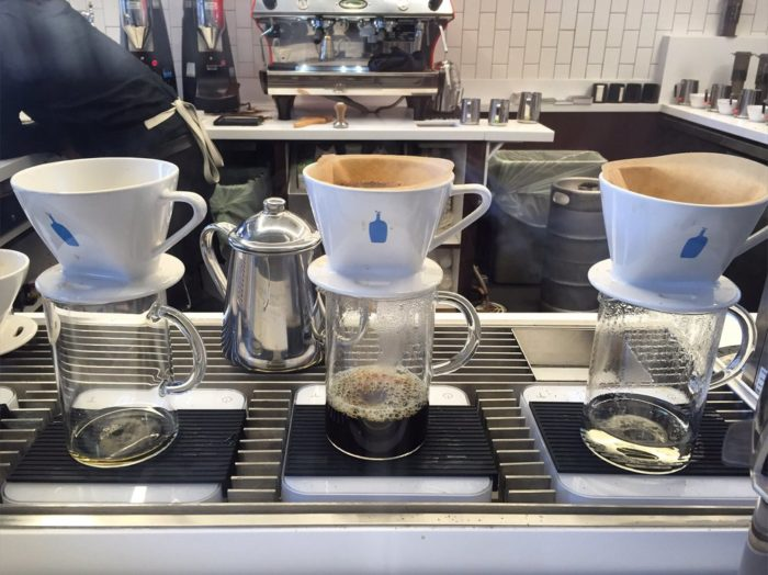 8. Blue Bottle Coffee