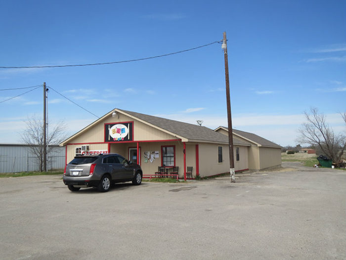 2. Hwy 276 Burgers N Fries (Royse City)