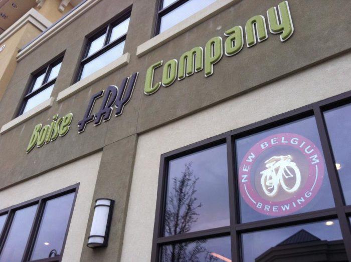 9. Bison Burger: Boise Fry Company, Meridian