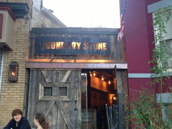 7. Boundary Stone - 116 Rhode Island Ave NW, Bloomingdale