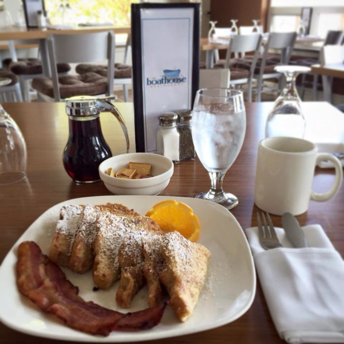 The best part of waking up is sleeping in and eating BRUNCH.